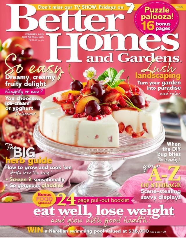 Golden Box Meditation Better Homes And Gardens Magazine